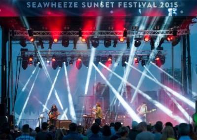 Seawheeze Sunset Festival