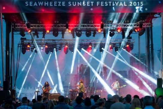 Seawheeze Sunset Festival